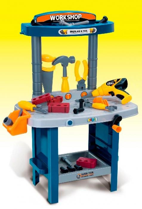 8ba3f2b95 Детский игровой набор Мастерская Bowa 8003 - купить, цена, фото ...