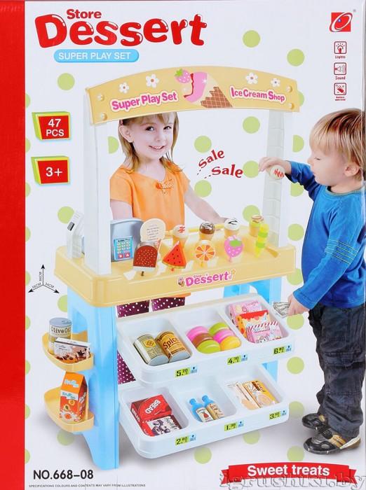 19a374577 Игровой набор Супермаркет сладостей 668-08 - купить, цена, фото ...